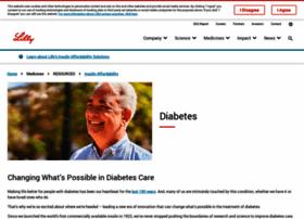 lillydiabetes.com