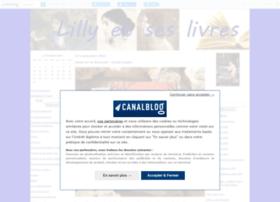 lillyetseslivres.canalblog.com