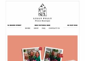 lillypillyflorist.com.au