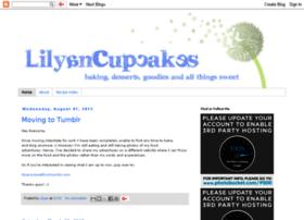 lilyancupcakes.blogspot.com