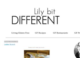lilybitdifferent.com