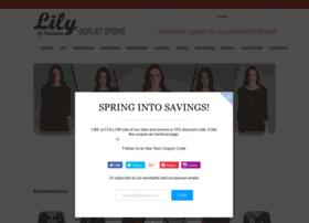 lilyoutletstore.com