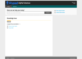lilypad.freshdesk.com