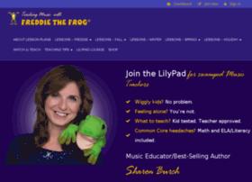 lilypad.teachingwithfreddiethefrog.com