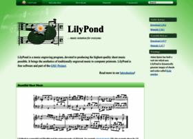 lilypond.org
