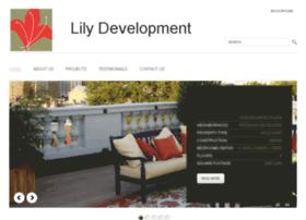 lilypropertiescorp.com