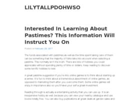 lilytallpdohwso.wordpress.com