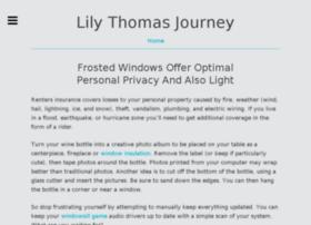 lilythomasjourney.verbdate.com