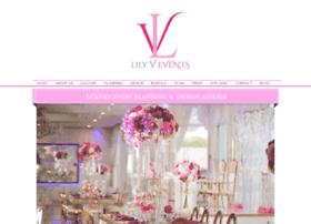 lilyvevents.com