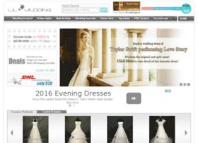 lilywedding.com