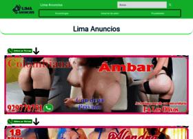 limaanuncios.com