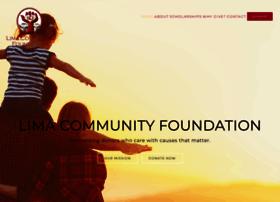 limacommunityfoundation.org