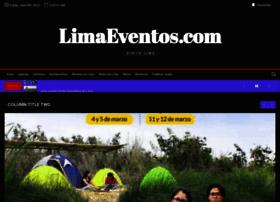 limaeventos.com