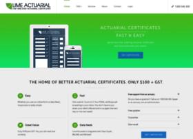 limeactuarial.com.au