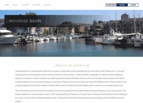 limehouse-basin.co.uk