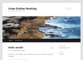 limeonlinehosting.com