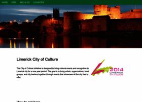 limerickcityofculture.ie