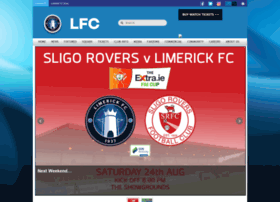limerickfc.ie