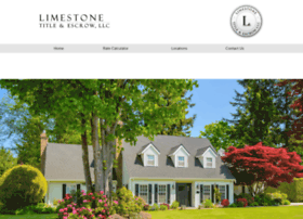 limestonetitleandescrow.com