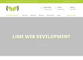 limewebdevelopment.com
