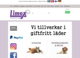 limex.nordicshops.com