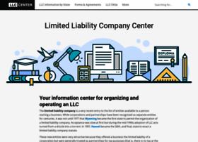 limitedliabilitycompanycenter.com