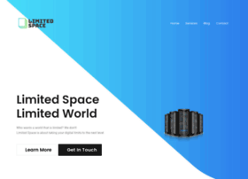 limitedspace.net