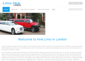 limo-hire.london