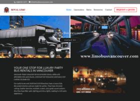 limobusvancouver.com