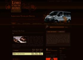 limocarinrome.com