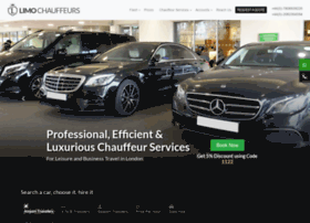 limochauffeurs.com