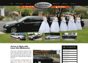 limohiremelbourne.com.au
