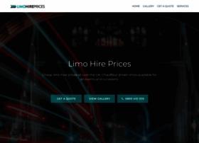 limohireprices.co.uk