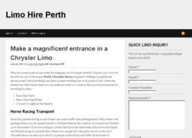 limoperthhire.com.au