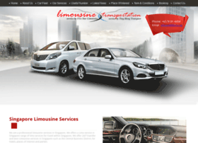 limousine.com.sg