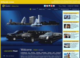 limousineorlando.com