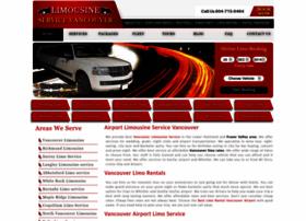limousineservicevancouver.com