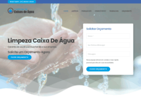limpezadecaixadeagua.com.br