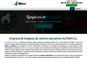 limpiezadecolegios.com