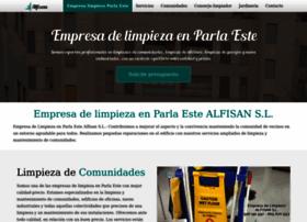 limpiezaparlaeste.com