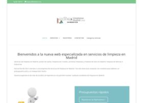 limpiezas-madrid.net