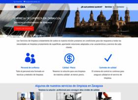 limpiezasbedia.com