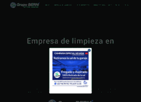 limpiezasberni.com