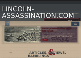 lincoln-assassination.com