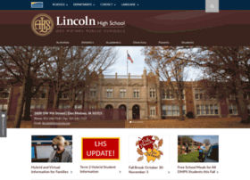 lincoln.dmschools.org
