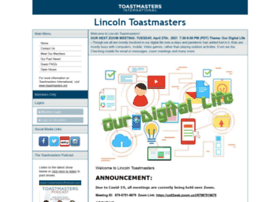 lincoln.toastmastersclubs.org