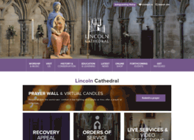 lincolncathedral.com