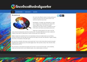 lincolncathedralquarter.co.uk