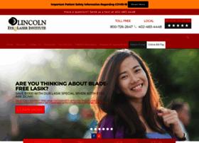 lincolneyelaser.com