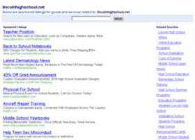 lincolnhighschool.net